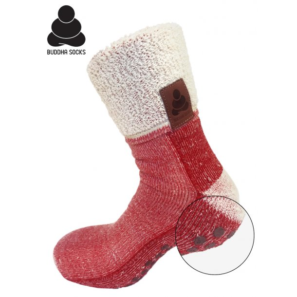 Buddha Socks Rot