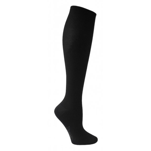 Flight support stockings, black