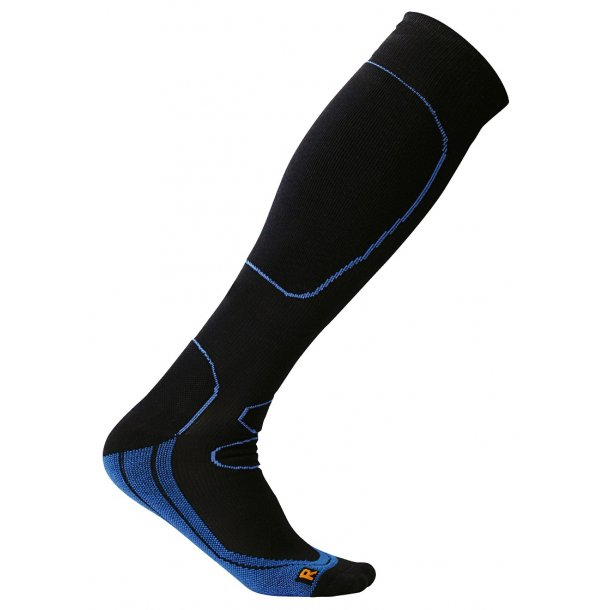 Recovery compression socks for sports ( black )