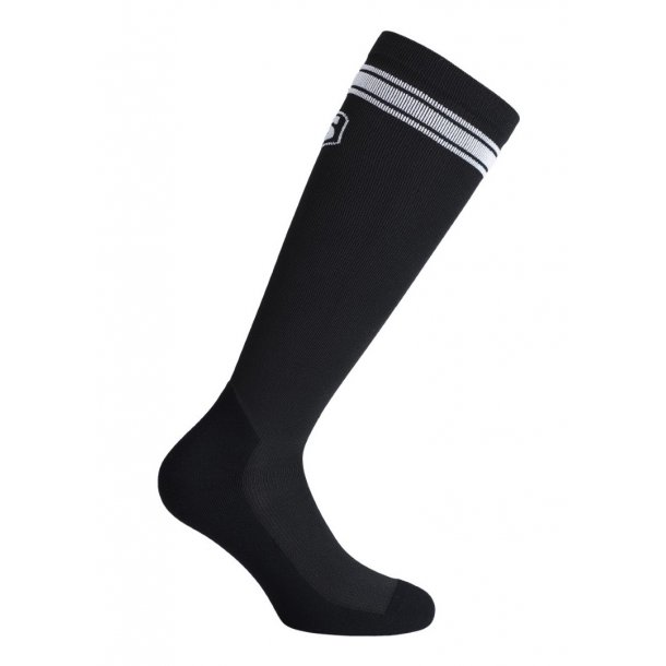 Compression stockings SoftAir +plus, black
