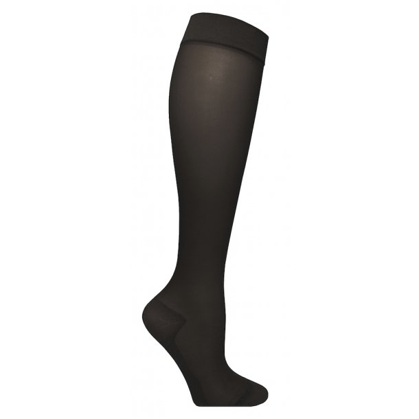 Nylon compression stockings ( black )