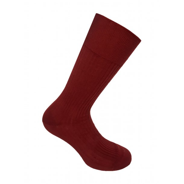 Diabetes stocking, red