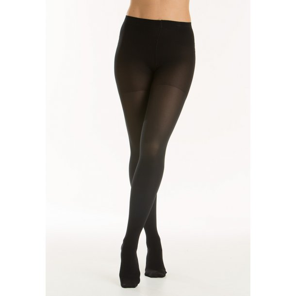 Collants médical de contention classe 2, AT, noir