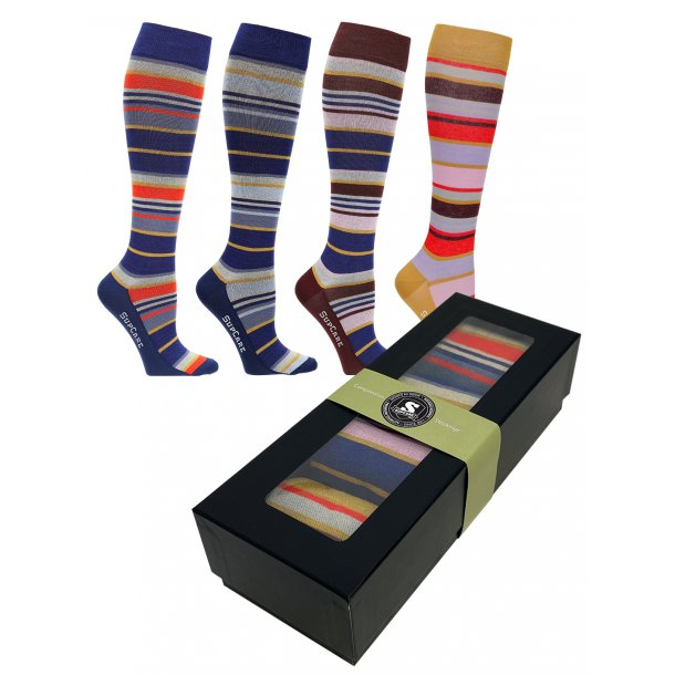 Classy stripes mix giftbox