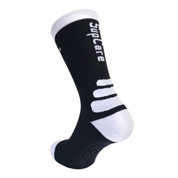 Compression socks Grip with SoftAir +plus, black