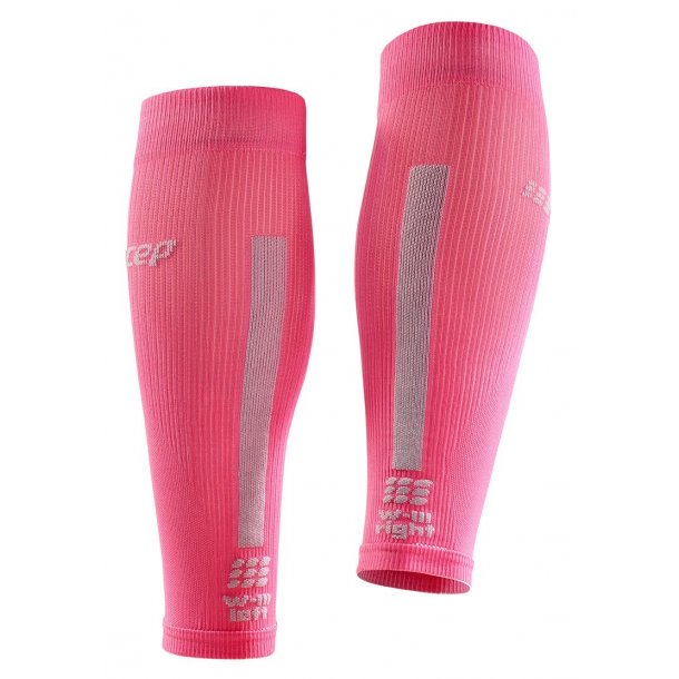 CEP compressionssleeves pink/light grey, (woman)
