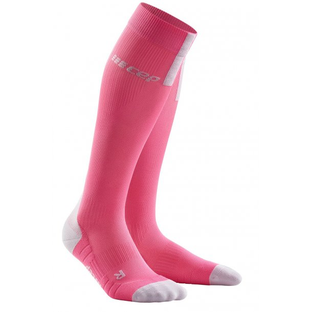 CEP compressionssocks for all sport, pink/light grey (woman)