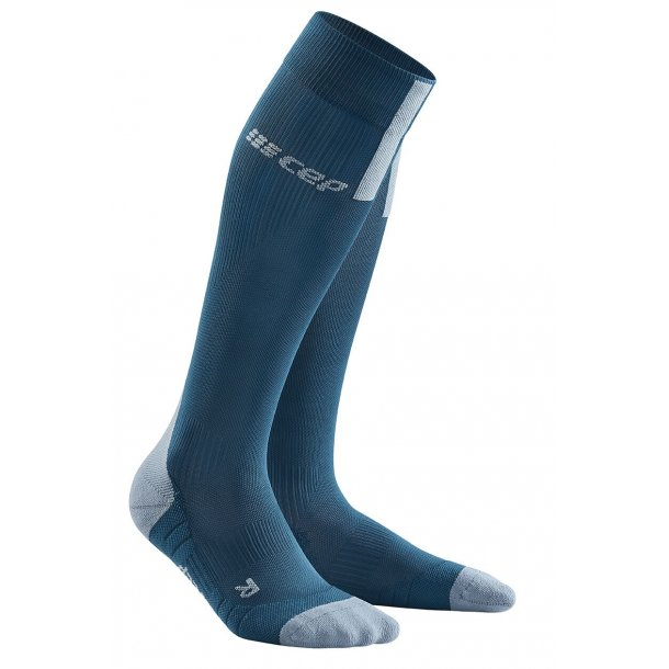 CEP compressionssocks for all sport, blue/grey (woman)