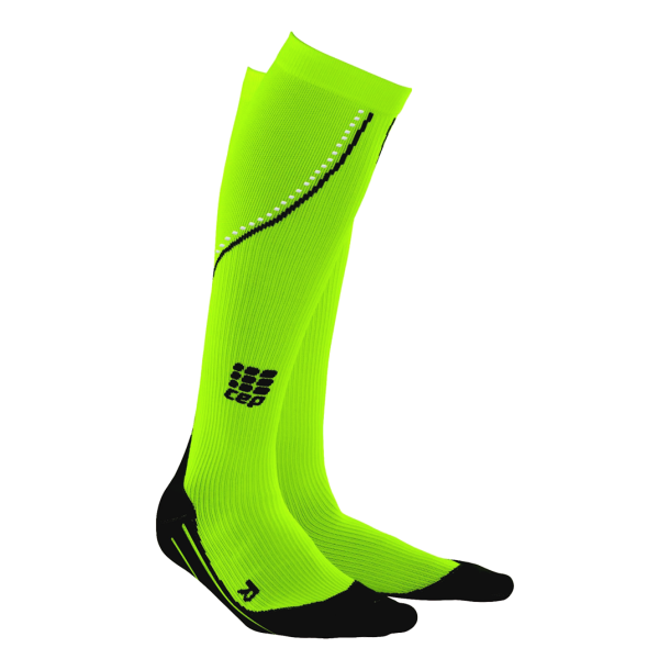 CEP compressionssocks for all sport, neon/green ( woman )